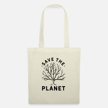 Present Save the planet - Tote Bag