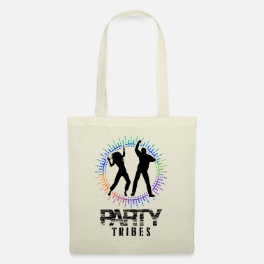 Entertainment Party people celebration mood celebration fun music alcohol - Tote Bag