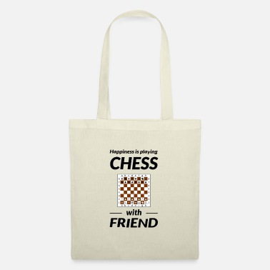 Bishop Board Game Chess Dice Funny Gift - Tote Bag