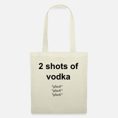 Meme 2 Shots of Vodka Memes - Tote Bag