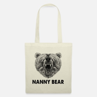 Best Cool Nanny Bear Wild Grizzly Bear Funny Gifts.SALE - Tote Bag