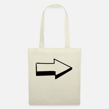 Arrow - Tote Bag