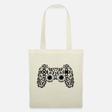 Shirtact ShirtActs gamepad - Stoffbeutel