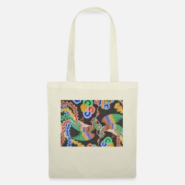 Korean Design Korean painting - Tote Bag