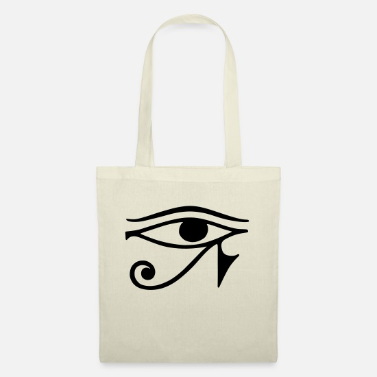 Indie Bags & Backpacks - EYE OF HORUS - Tote Bag nature