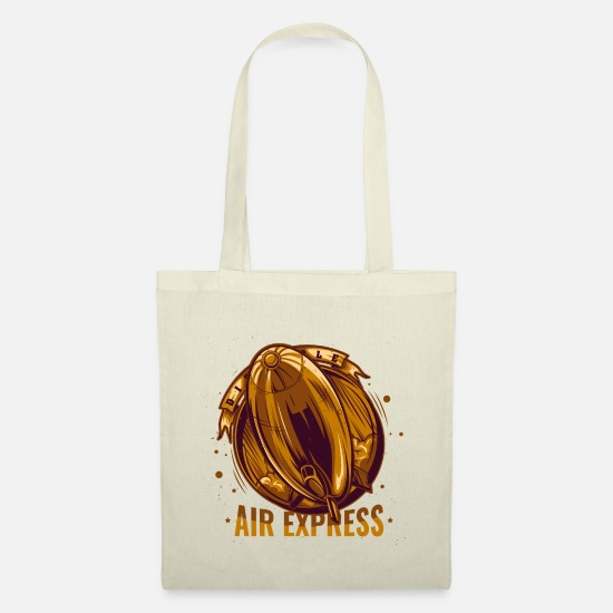 Freedom Fighters Bags & Backpacks - Air Express - Tote Bag nature