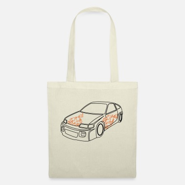 Myself Sports Car - Tote Bag
