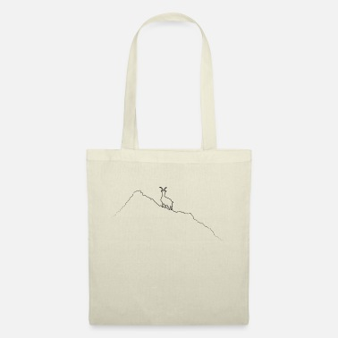 Goat mountain - Tote Bag