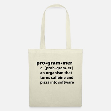 Dictionary Programmer dictionary definition - Tote Bag