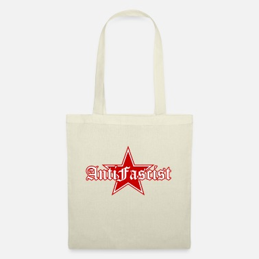 Antifascist Antifascist - Tote Bag