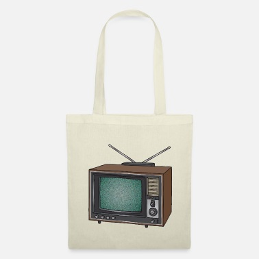 Armchair Television set TV c - Tote Bag