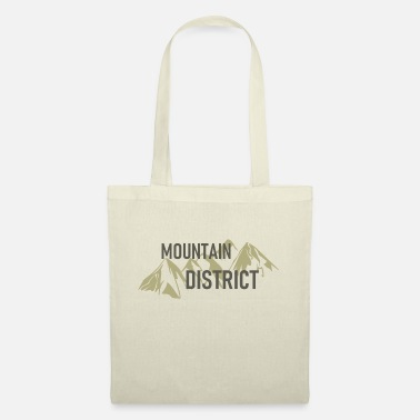 District Mountain District - Tote Bag