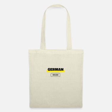 German Inside - Tote Bag