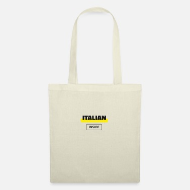 Italian Inside - Tote Bag