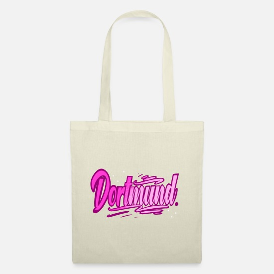 Gift Idea Bags & Backpacks - Dortmund - Tote Bag nature