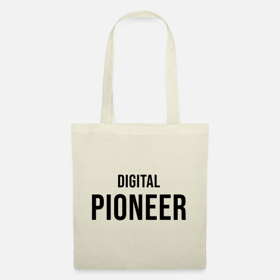 Digital Bags & Backpacks - Digital Pioneer online gift - Tote Bag nature