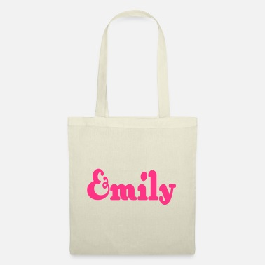 Send It ❤✦Emily-Vector Best Female Name Design✦❤ - Tote Bag