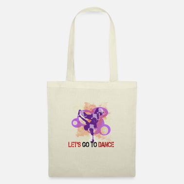 dance breakdance music hiphop - Tote Bag