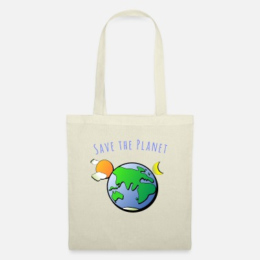 Save The Planet Save the Planet - Stoffbeutel