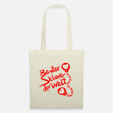 Erotic Best slave in the world saying erotic sexuality - Tote Bag