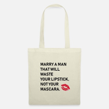 Marry a Man - Tote Bag