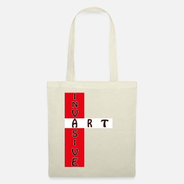 Invasion Invasive Art - Tote Bag