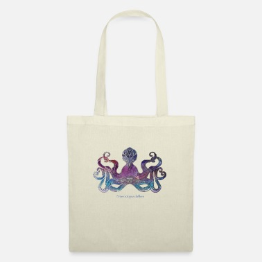 Giant Octopus - Tote Bag