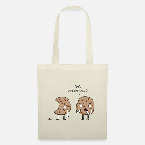 Cookie Bags & Backpacks - Cookies OMG - Tote Bag nature