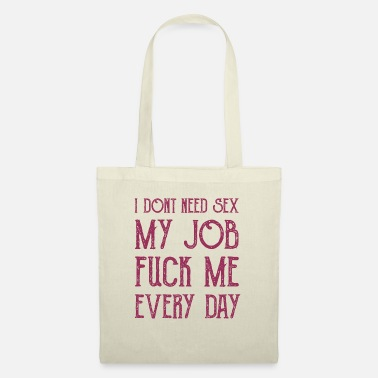 Humour Job Humour - Tote Bag