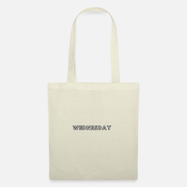 Wednesday Wednesday / Wednesday - Tote Bag