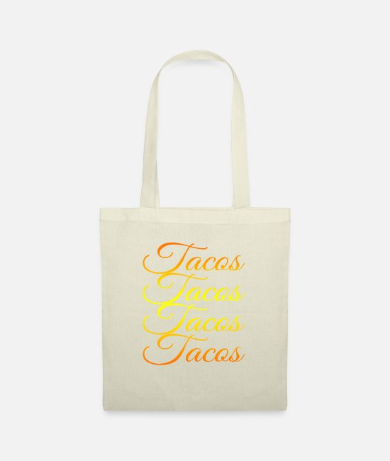 Chihuahua Bags & Backpacks - TACOS - Tote Bag nature