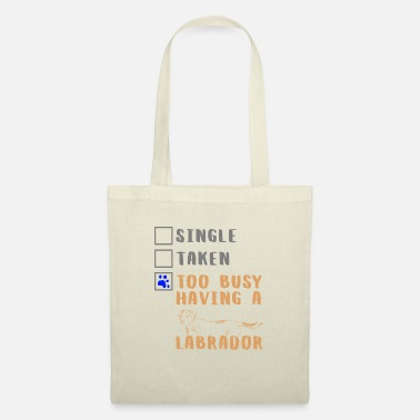 Newfoundland Labrador Retriever LABRADOR RETRIEVER dog pet gift - Tote Bag