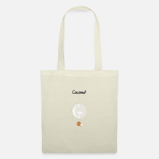 Tropical Bags & Backpacks - Coconut - Tote Bag nature