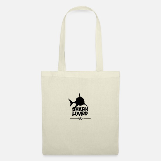 Shark Bags & Backpacks - Shark lover ... shark lover - Tote Bag nature