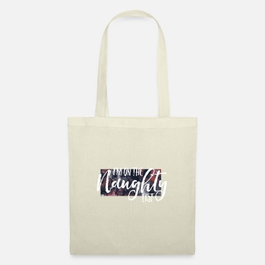 Intimacy List Gift Sexuality Party Sayings Turn on - Tote Bag