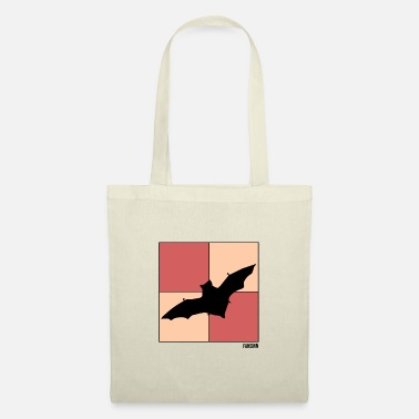 Count Vampire Bat Horror Snappy Halloween Gift - Tote Bag