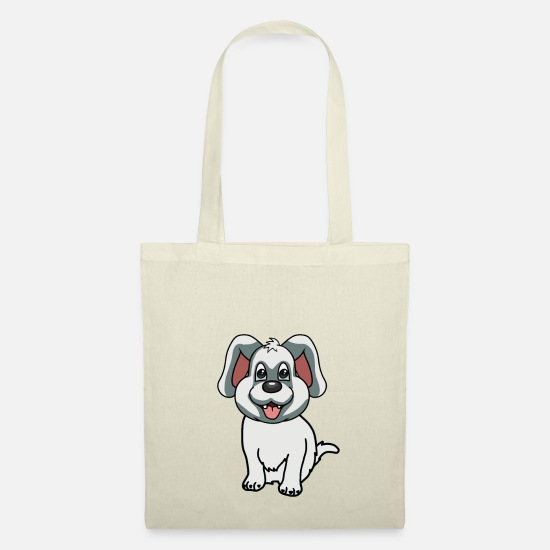 Dog Owner Bags & Backpacks - Daddy's darling Bello dog dog owner love of animals - Tote Bag nature