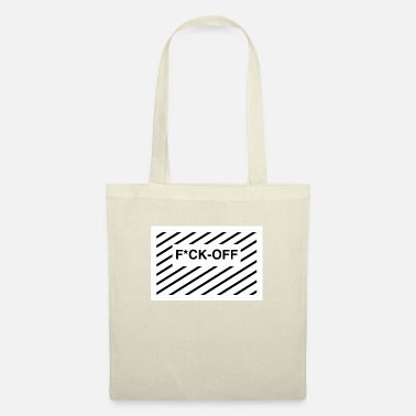 Officialbrands Fuck off - Tote Bag