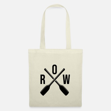 Rowing Rowing row paddles - Tote Bag