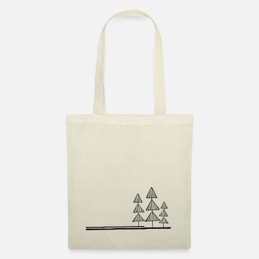 Tree Tree Tree Tree - Tote Bag