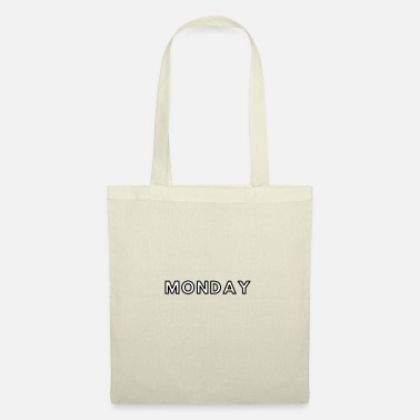 Monday Monday / Monday - Tote Bag