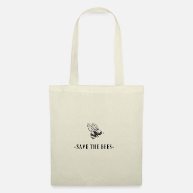 Save The Bees Save the Bees - Bolsa de tela