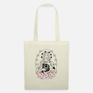 Madonna Virgin Mary - Tote Bag