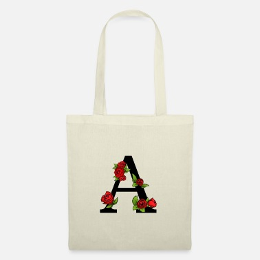 My Name Is My name is A - Tote Bag