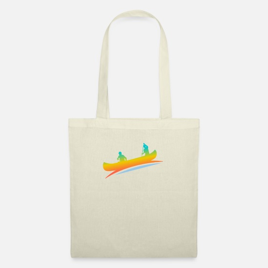 Aquatics Bags & Backpacks - canoeing - Tote Bag nature