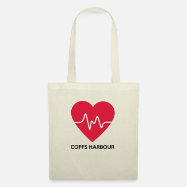 Harbour Heart Coffs Harbour - Tote Bag