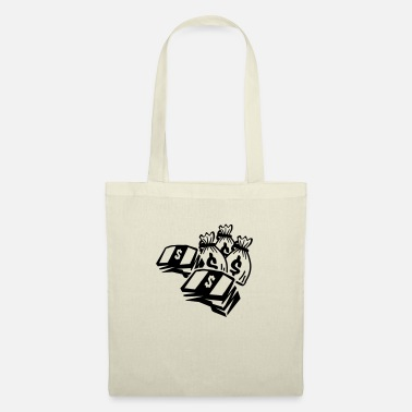 Rich money_stacks_gm1 - Tote Bag