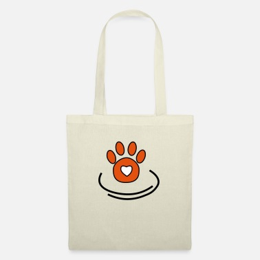 Dog Paw Dog paws - Tote Bag