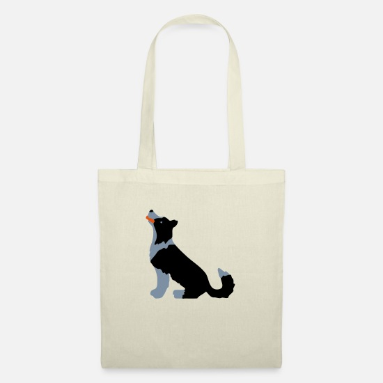 Cute Dog Bags & Backpacks - Obedience 2 - Tote Bag nature