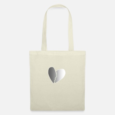 Heart Broken Broken heart - Tote Bag